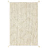 This item: Playa Light Gray and Ivory 91-Inch Rug