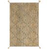 This item: Playa Aqua and Natural 156-Inch Rug
