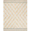 This item: Justina Blakeney Mist and Gold 93 x 117-Inch Hooked Rug