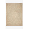 This item: Priya Ocean and Ivory Rectangle: 2 Ft. 3 In. x 3 Ft. 9 In. Rug