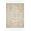 This item: Priya Ivory and Gray Rectangle: 2 Ft. 3 In. x 3 Ft. 9 In. Rug