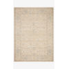 This item: Priya Natural and Blue Rectangle: 2 Ft. 3 In. x 3 Ft. 9 In. Rug