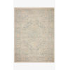 This item: Priya Bone and Bluestone Rectangle: 3 Ft. 6 In. x 5 Ft. 6 In. Rug