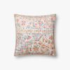 This item: Multicolor Polyester 18 In. x 18 In. Throw Pillow Cover with Poly Insert