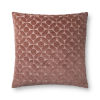This item: Rose 22In. x 22In. Pillow Cover with Poly Fill
