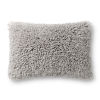 This item: Gray 22In. x 22In. Pillow Cover with Poly Fill