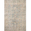 This item: Revere Light Blue with Multicolor Rectangle: 2 Ft. x 3 Ft. 2 In. Rug