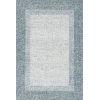 This item: Rosina Aqua 2 Ft. 6 In. x 9 Ft. 9 In. Hand Tufted Rug