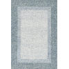 This item: Rosina Aqua 7 Ft. 9 In. x 9 Ft. 9 In. Hand Tufted Rug