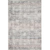 This item: Rumi Pewter Rectangle: 2 Ft. x 3 Ft. Rug