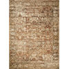 This item: Sebastian Rust and Tobacco Rectangular 5Ft. 3In. x 7Ft. 8In. Rug