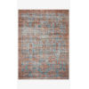 This item: Sebastian Ocean and Spice Rectangle: 7 Ft. 10 In. x 11 Ft. 2 In. Rug