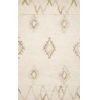 This item: Symbology Ivory with Slate Rectangle: 5 Ft. x 7 Ft. 6 In. Rug