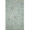 This item: Symbology Seafoam Rectangle: 3 Ft. 6 In. x 5 Ft. 6 In. Rug