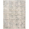 This item: Theia Natural and Ocean 24 x 43-Inch Power Loomed Rug