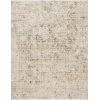 This item: Theia Multicolor and Natural 24 x 43-Inch Power Loomed Rug