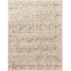 This item: Theia Natural and Rust 79 x 114-Inch Power Loomed Rug