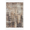 This item: Theory Taupe Gray Runner: 2 Ft. 7 In. x 7 Ft. 8 In.