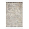 This item: Theory Gray and Sand Rectangle: 5 Ft. 3 In. x 7 Ft. 8 In. Rug