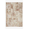 This item: Theory Beige and Taupe Rectangle: 5 Ft. 3 In. x 7 Ft. 8 In. Rug