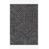 This item: Verve Graphite and Ocean Rectangle: 7 Ft. 9 In. x 9 Ft. 9 In. Rug