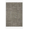 This item: Verve Gray and Mist Rectangle: 2 Ft. 3 In. x 3 Ft. 9 In. Rug