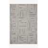 This item: Verve Silver and Slate Runner: 2 Ft. 3 In. x 9 Ft. 9 In.