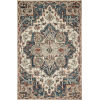 This item: Victoria Blue with Red Runner: 2 Ft. 6 In. x 7 Ft. 6 In.