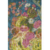This item: Wild Bloom Multicolor Rectangular 3Ft. 6In. x 5Ft. 6In. Rug