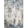 This item: Alchemy Denim and Ivory 3 Ft. 4 In. x 5 Ft. 7 In. Rectangular Rug