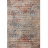 This item: Bianca Ocean and Spice 2 Ft. 8 In. x 4 Ft. Area Rug