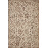 This item: Halle Taupe Rust Rectangular: 5 Ft. x 7 Ft. 6 In. Rug