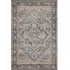 This item: Hathaway Navy Multicolor Rectangular: 2 Ft. 6 In. x 7 Ft. 6 In. Rug