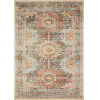 This item: Jocelyn Mist Multicolor Rectangular: 6 Ft. 7 In. x 9 Ft. 7 In. Rug
