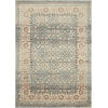 This item: Jocelyn Sky Multicolor Rectangular: 5 Ft. 5 In. x 7 Ft. 6 In. Rug