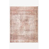 This item: Layla Cinnamon and Sage Rectangular: 2 Ft. 6 In. x 7 Ft. 6 In. Area Rug