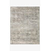 This item: Layla Antique and Moss Rectangular: 2 Ft. 3 In. x 3 Ft. 9 In. Area Rug