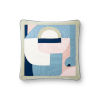 This item: Justina Blankeney Multicolor 18 x 18 Inch Pillow