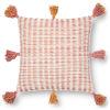 This item: Justina Blankeney Pink Orange 22 x 22 Inch Pillow