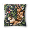This item: Justina Blankeney Black Multicolor 22 x 22 Inch Pillow