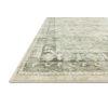 This item: Rosette Steel Graphite Rectangular: 2 Ft. 6 In. x 9 Ft. 9 In. Rug