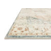 This item: Rosette Clay Ivory Rectangular: 2 Ft. 2 In. x 5 Ft. Rug
