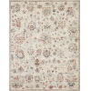 This item: Saban Ivory, Blue and Spice 7 Ft. 10 In. x 10 Ft. Area Rug