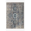 This item: Samra Gray and Multicolor Rectangular: 2 Ft. 3 In. x 3 Ft. 10 In. Area Rug