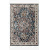 This item: Samra Slate and Multicolor Rectangular: 9 Ft. 6 In. x 13 Ft. 1 In. Area Rug