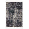 This item: Samra Charcoal and Silver Rectangular: 2 Ft. 7 In. x 10 Ft. Area Rug