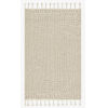 This item: Sawyer Sand Rectangular: 2 Ft. 3 In. x 3 Ft. 9 In. Area Rug