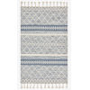 This item: Sawyer Teal Rectangular: 2 Ft. 3 In. x 3 Ft. 9 In. Area Rug