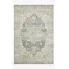 This item: Skye Charcoal and Dove Rectangular: 2 Ft. 3 In. x 3 Ft. 9 In. Area Rug