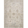 This item: Teagan Ivory and Sand 5 Ft. 3 In. x 7 Ft. 6 In. Rectangular Rug